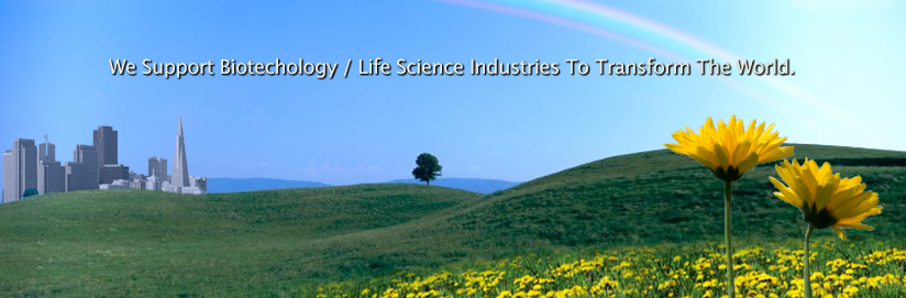 We Support to Transform Biotechnology / Life Science industory of the World.